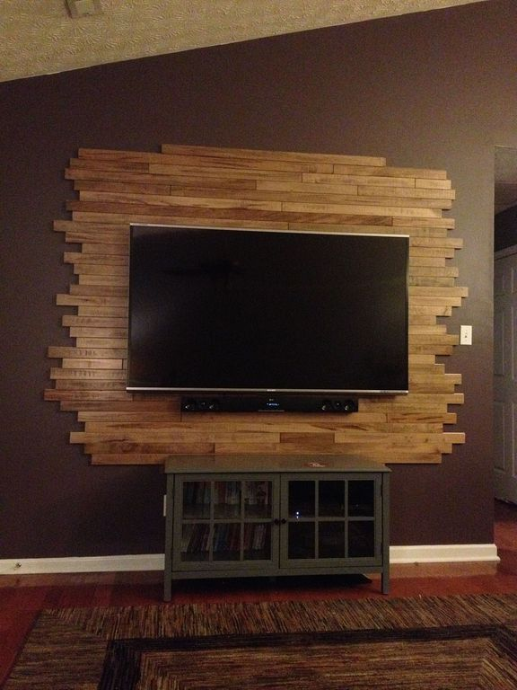 30 Wooden Mounted Tv Stand Designs On Wall Modern Tv Wall Wall