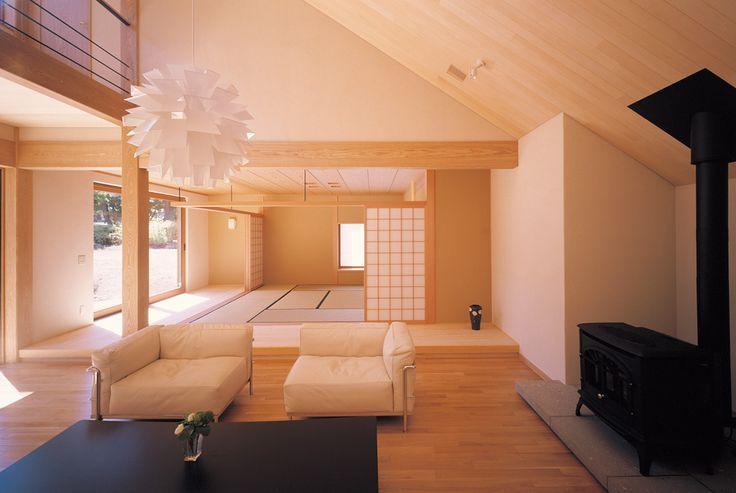 円山の家 | 建築家住宅のデザイン 外観&内観集|高級注文住宅 HOP                                                                                                                                                                                 もっと見る