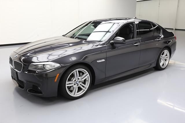 Cool Awesome 2013 BMW 5-Series Base Sedan 4-Door 2013 BMW 535I M-SPORT SUNROOF NAV REAR CAM HUD 43K MI #824846 Texas Direct Auto 2018