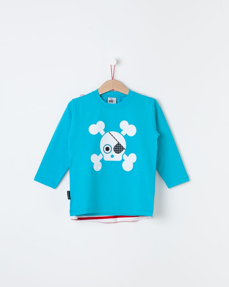 Super Pirate - long sleeve / Super Pirata - manga comprida