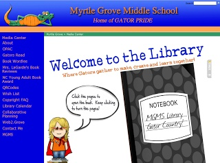 The Adventures of Library Girl: 5 Things Every School Library Website Should Have. Link to awesome school library website!