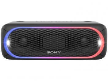 Caixa de Som Bluetooth Portátil Sony SRS-XB30 - USB