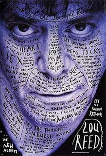 Lou Reed by Stefan Sagmeister '96