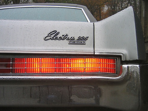 1969 Buick Electra 225.  I learned to drive in this car!  It was like driving a barge ... CRAZY! :o)