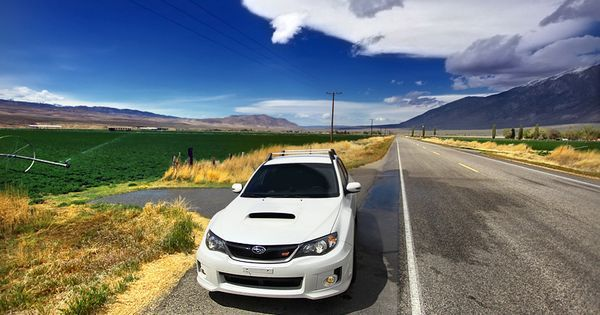 Subaru auto - nice photo