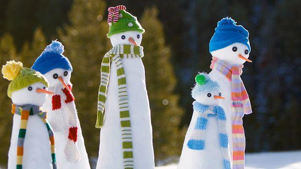 How to build a snowman: The Storm Family #Hallmark #HallmarkIdeas