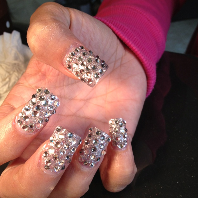 9 best las vegas nail art images on pinterest vegas nails las my vegas nails prinsesfo Images
