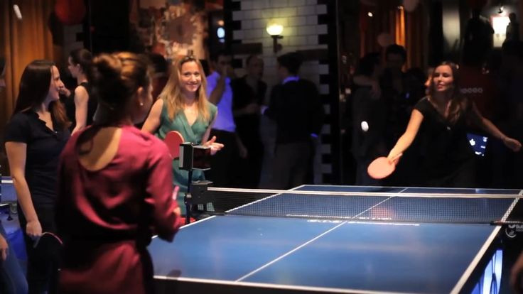 Bounce – The Home of Ping Pong