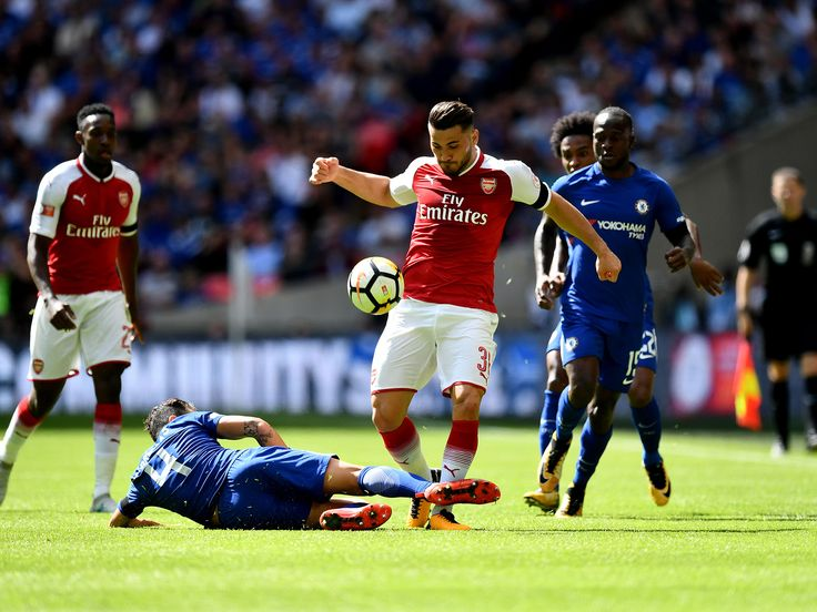 Arsenal vs Chelsea - Community Shield as it happened! http://www.independent.co.uk/sport/football/premier-league/arsenal-vs-chelsea-community-shield-live-where-watch-stream-goals-score-latest-updates-teams-odds-a7879111.html?utm_campaign=crowdfire&utm_content=crowdfire&utm_medium=social&utm_source=pinterest #soccer #football #sports
