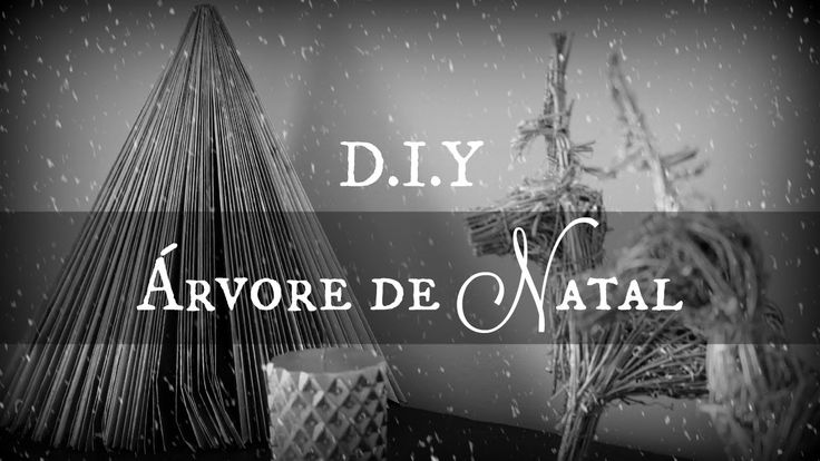 D.I.Y Árvore de Natal | Série Natal 2015 Ep.2 | Be Creative Be You
