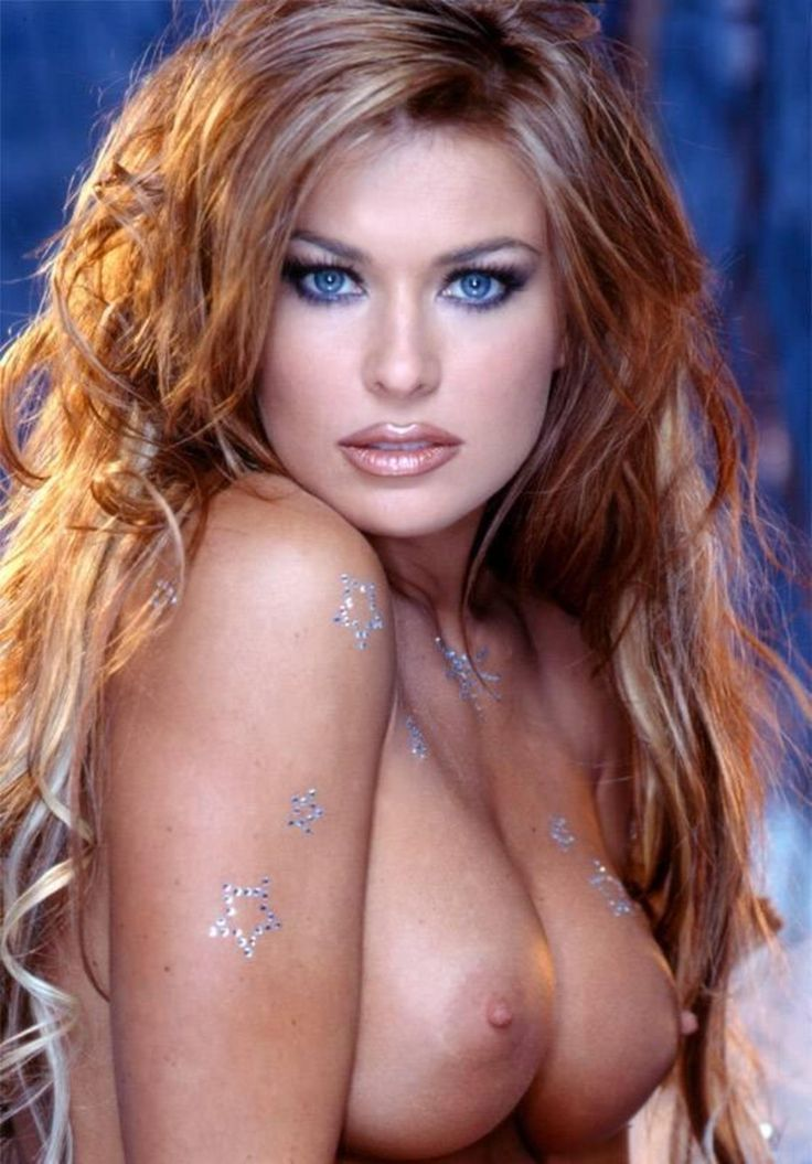 Carmen electra sucks cock