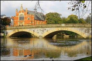 Evesham bridge