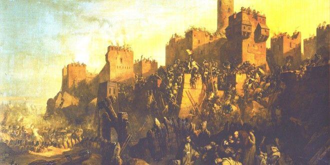 1244 Les Musulmans Reprennent Jerusalem Jacques De Molay Les Templiers Jerusalem