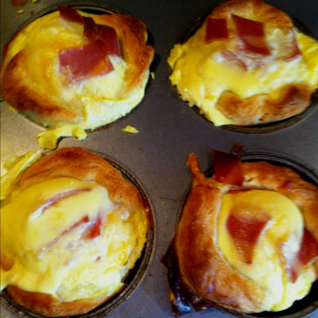 45 best egg beater recipes images on pinterest recipes for very simple refrigerated biscuit roll flat shape to muffin tin 3 eggs forumfinder Image collections