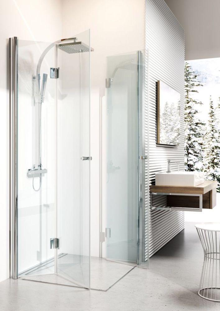 Kabina prysznicowa do małej łazienki