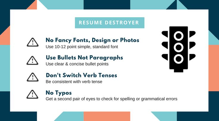 Common mistakes to avoid when creating an entry level occupational therapy resume