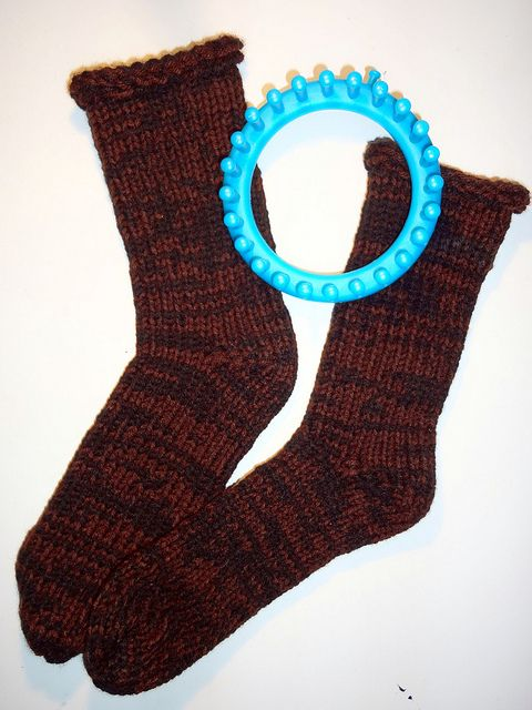 211 Best Socks Create With Loom Images By Sheryl On Pinterest Knit