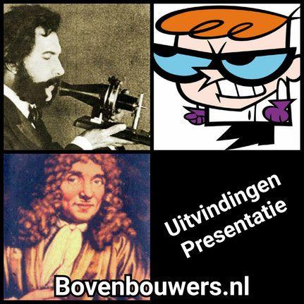 Uitvindingen Presentatie - Raar maar Waar - Kinderboekenweek 2015 - Bovenbouwers.nl