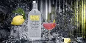 Image result for original absolut citron cosmo