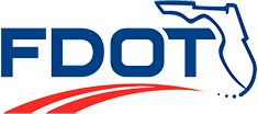State of Florida Department of Transportation logo - link to the FDOT website