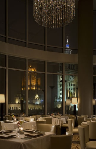 Trump International Hotel And Tower Overlooking The Chicago River City S Magnificent