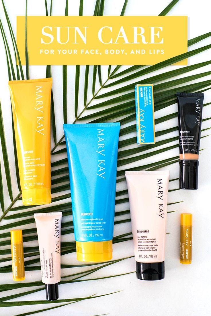 Get your skin ready for summer with these warm weather must-haves! | Mary Kay