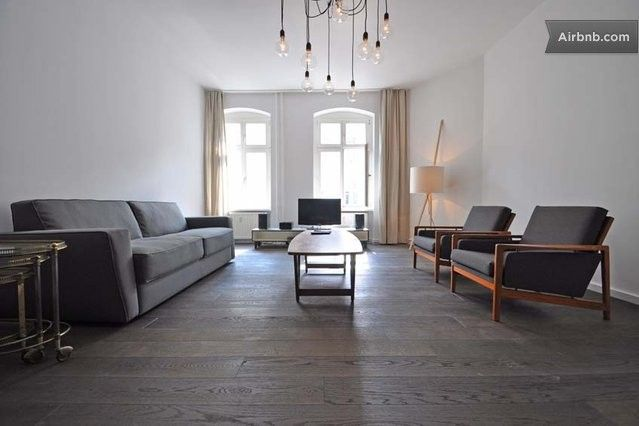 Homage Design Apartment Orange in Berlin