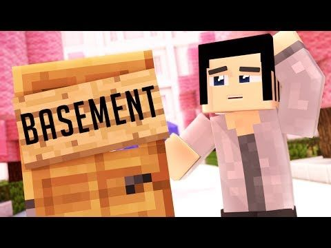 Minecraft Yandere High School - WHAT'S IN THE BASEMENT?! #9 | Minecraft Roleplay - YouTube