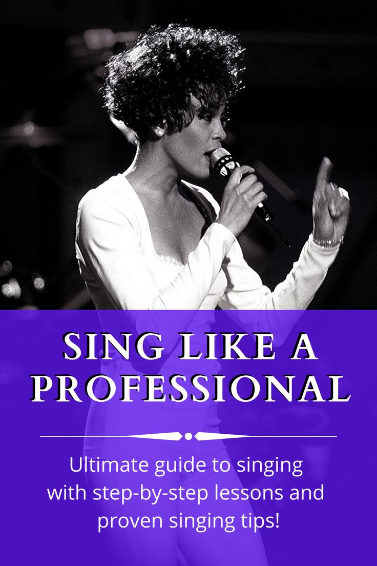 Singing lessons for beginners in 2020 Singing lessons