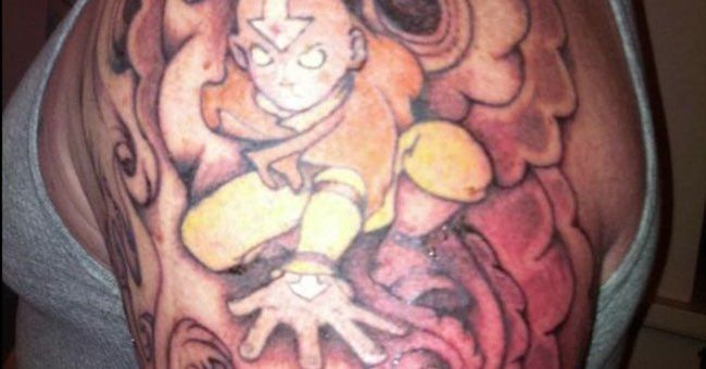 26 Incredible Tattoos Inspired by Avatar: The Last Airbender