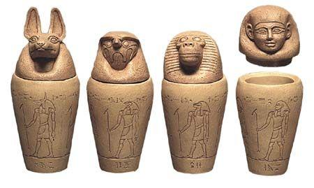 Horussönerna | LundinOrient´s Egypten