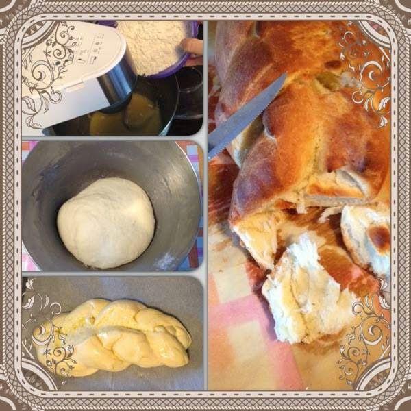 FOOD N' ROLL ...................... il blog ...: LA TRECCIA di pane