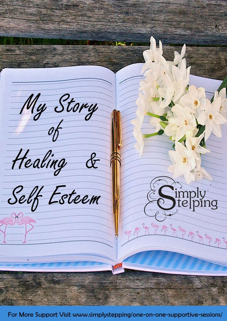 My personal story about learning from the mistakes and challenges of low self esteem through childhood and the teen years.