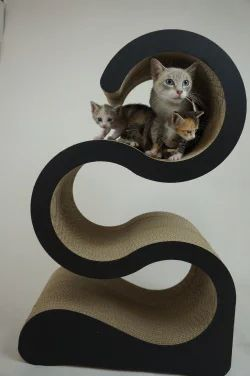 """Cat Tower SNOOZE"" https://sumally.com/p/1532328"