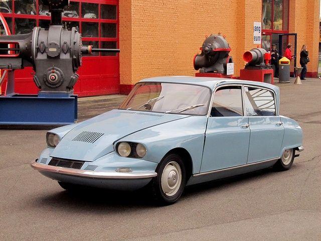 Citroën C60 1960