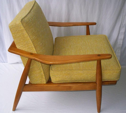 Lovely 1950u0027s Conant Ball Russell Wright Chair