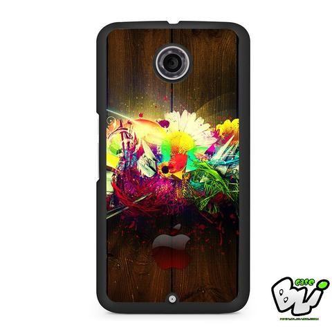 Abstrak Art Colorfull Nexus 6