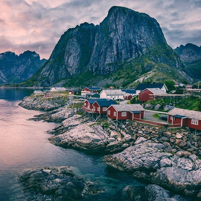 Norway Is A Scandinavian Country Encompassing Mountains Glaciers And Deep Coastal Fjords Triviagic Scandinavian Countries Fjord Mountains
