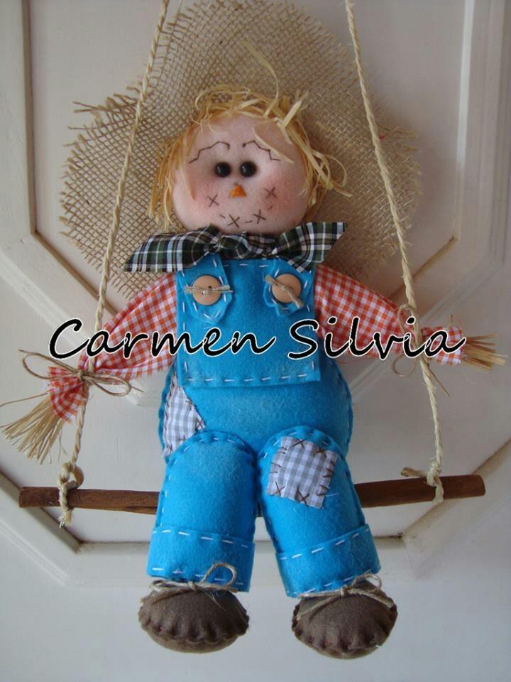 Espantapajaros - Scarecrow - Espantalho