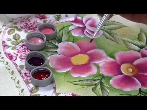 MPC 150424 LUCIANO MENEZES ALMOFADA COM ROSAS SILVESTRES PT2 - YouTube