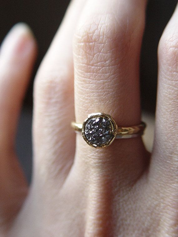 My little druzy ring is going to be in this little movie :) http://vimeo.com/62819168 www.friedasophie.etsy.com