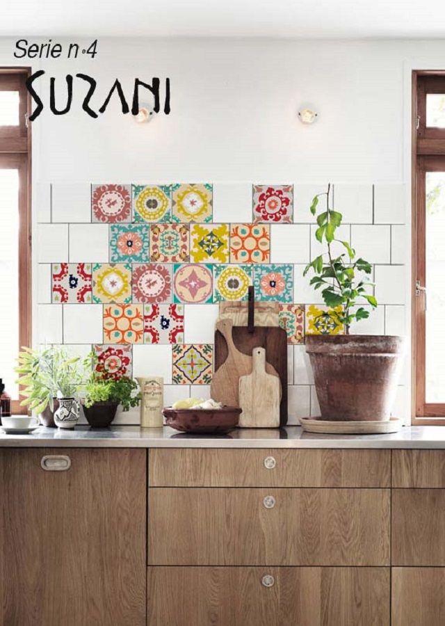 Best 25 vinilos para azulejos ideas on pinterest - Azulejos de vinilo ...