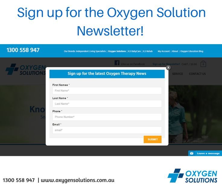 Sign up for the Oxygen Solution Newsletter on our website!  http://oxygensolutions.com.au/#openModal  #oxygensolutions #australia #newsletter