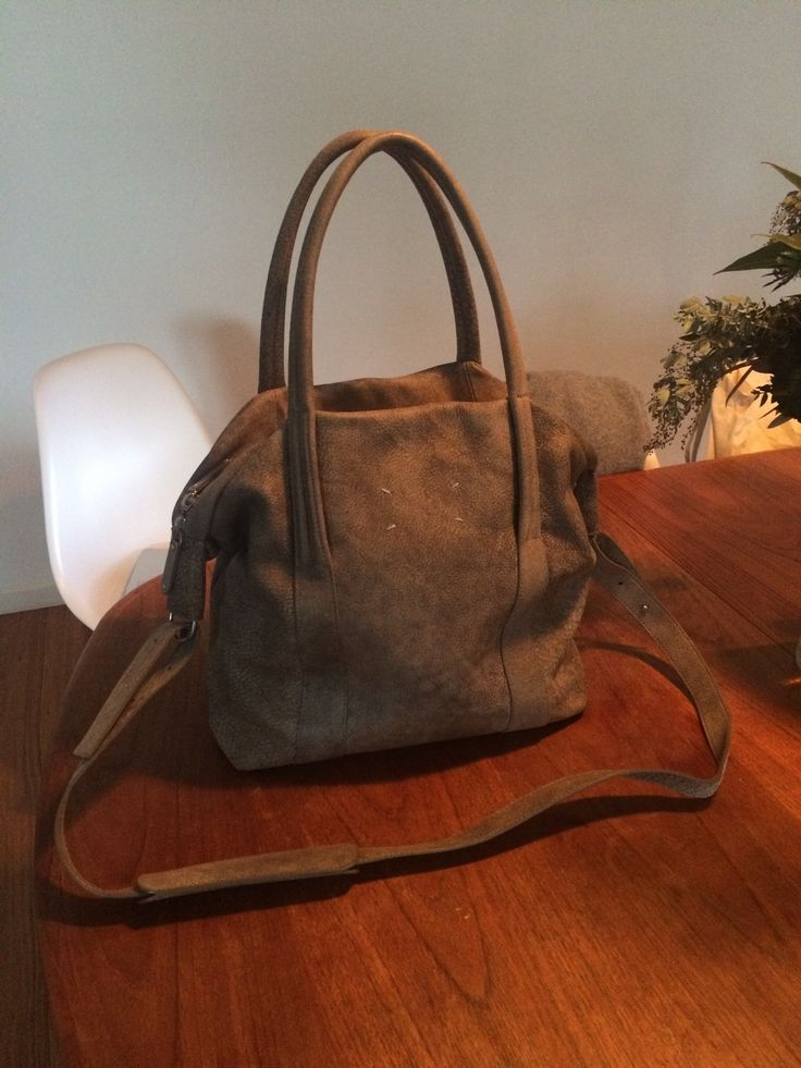 Maison Margiela Maison Martin Margiela Leather Bag Line 11 Size one size - Bags & Luggage for Sale - Grailed