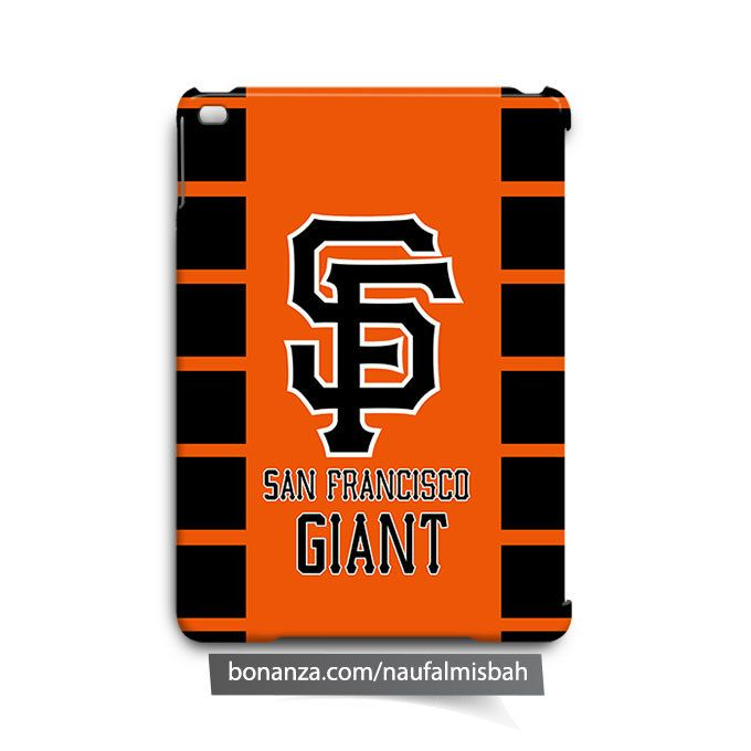 San Francisco Giants iPad Air Mini 2 3 4 Case Cover - Cases, Covers & Skins