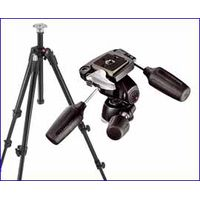 Tripod Small/Medium - Manfrotto 190XDB - 3 items