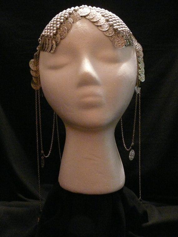 Scheherazade Headdress by MagyckalDreams on Etsy, $45.00