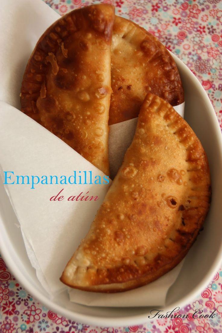 Empanadillas de atún thermomix