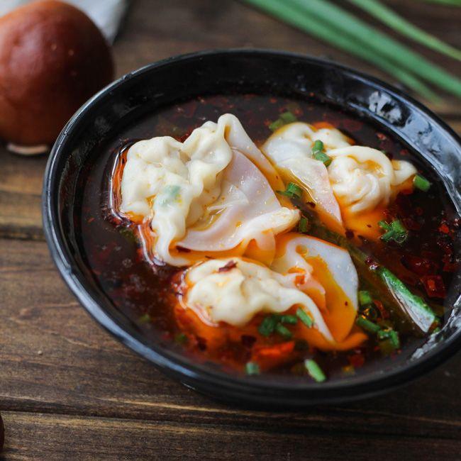 Wonton Soup Recipe – China Sichuan Food