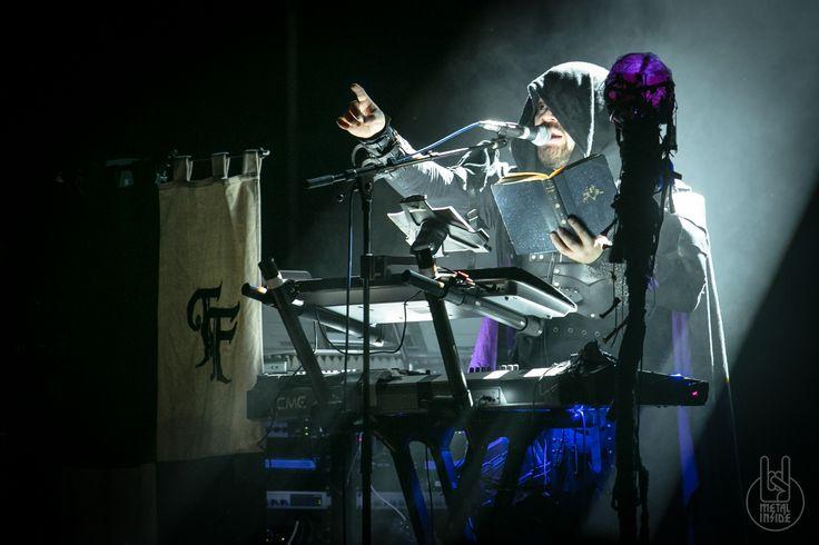 Twilight Force ⚫ Photo by Roger Holliger ⚫ Pratteln 2017 ⚫ #TwilightForce #Blackwald #keys #keyboard #necromancer #mage #larp #music #metal #concert #gig #musician #band #artist #celebrity #Sweden #Swedish #Powermetal #dragon #live #concertphotography #Nuclearblast #トワイライトフォース